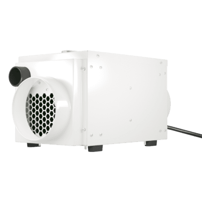 dh1200 side view dehumidifiers by Ecor Pro