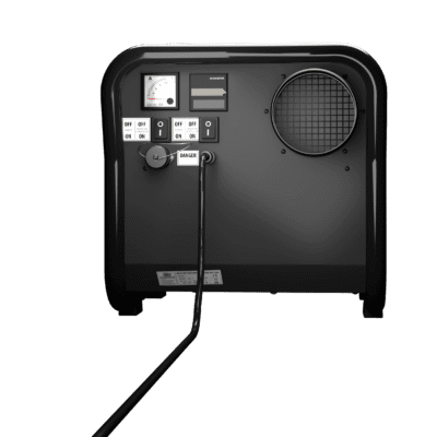dh2500 front dehumidifiers by Ecor Pro