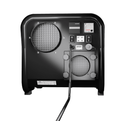 dh3500 front dehumidifiers by Ecor Pro