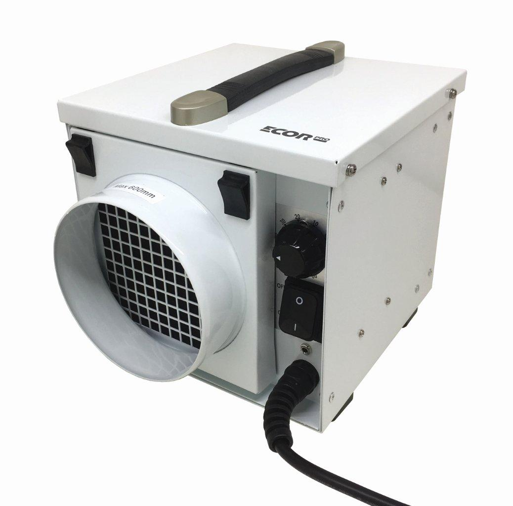 dh800 top view dehumidifiers by Ecor Pro