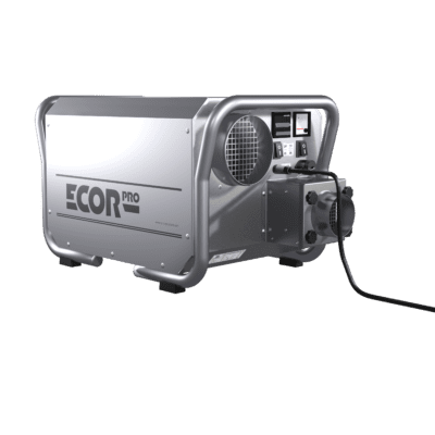 dh35ooinox epd200pro dehumidifiers by Ecor Pro