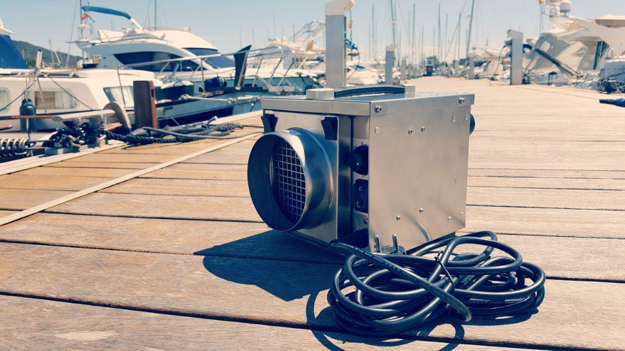 boat dehumidifier dehumidifiers by Ecor Pro