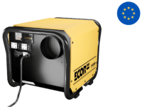 dh2500 dehumidifiers by Ecor Pro