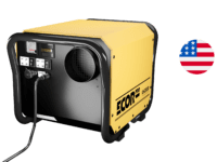 epd 150 dehumidifiers by Ecor Pro