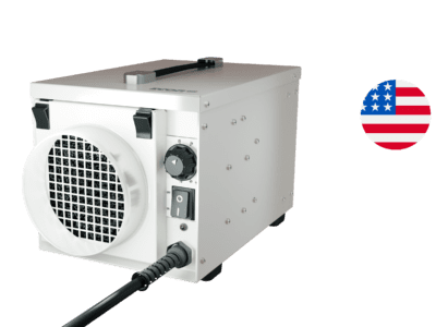 EPD50 main picture dehumidifiers by Ecor Pro