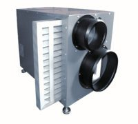 ld800 filter dehumidifiers by Ecor Pro