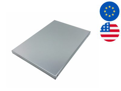 stainless steel top cover no handle dehumidifiers by Ecor Pro