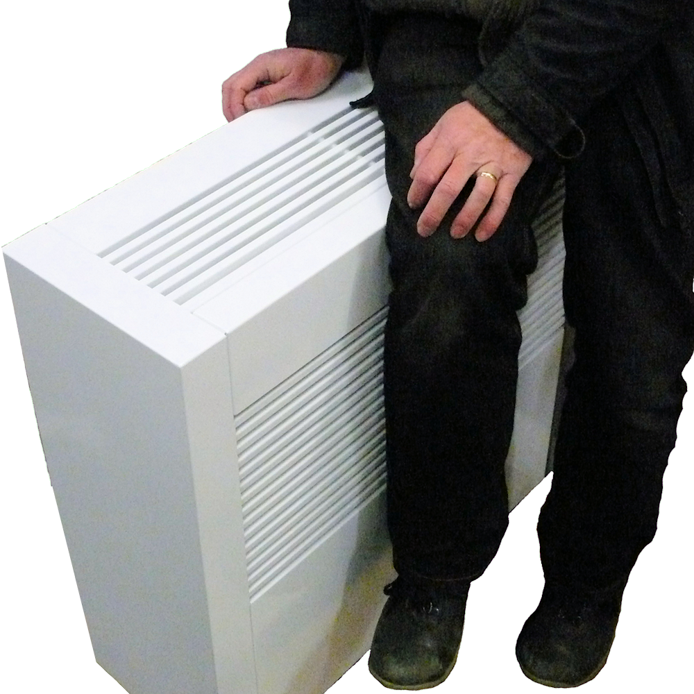 d1100 strong construction dehumidifiers by Ecor Pro