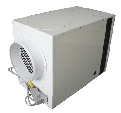 ld800h side view dehumidifiers by Ecor Pro