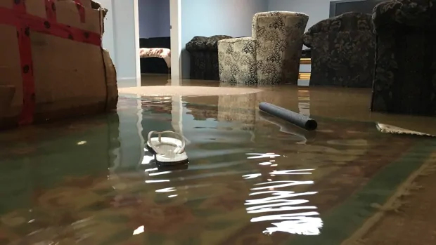 Ecor Pro dehumidifiers dry flooded homes