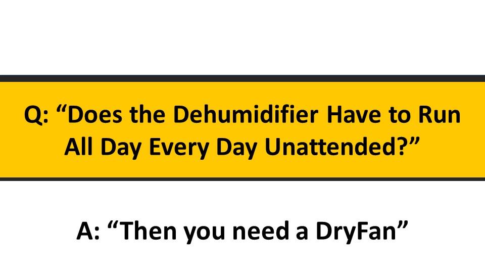 dehumidifier training slide 18