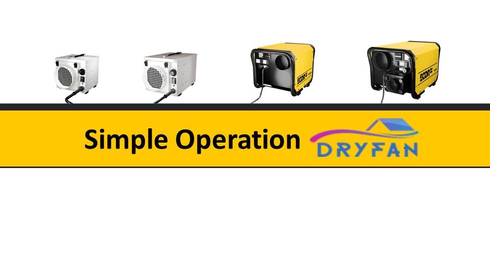 dehumidifier training slide 24