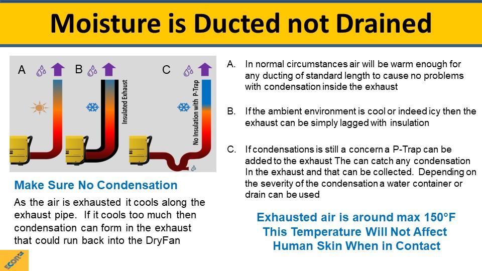 dehumidifier training slide 27