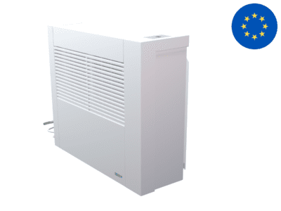 Dehumidifier D1100 by Ecor Pro front left top