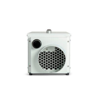 Mild steel dehumidifier is an award winning dehumidifier seen from different angles