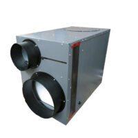 LD800 whole home dehumidifier in grey profile image